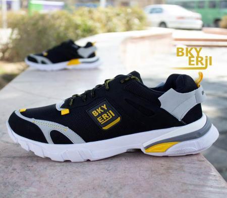 کفش مردانه Nike مدل Bky (مشکی زرد)