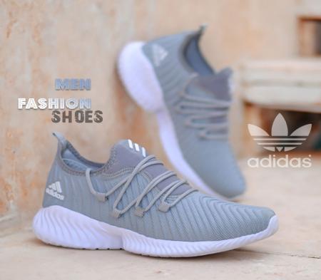 کفش مردانه Adidas مدل Verisa (طوسی)