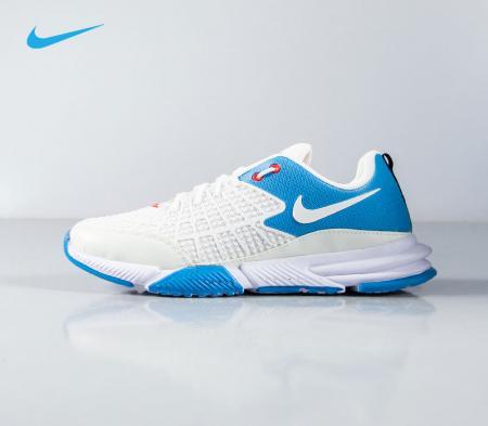 کفش مردانه Nike مدل Shobiz(سفیدآبی)
